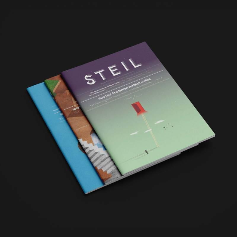 Funktion Studio – Steil Grafik Design